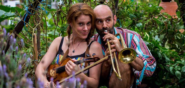 Mal Webb & Kylie Morrigan at The Bluestone Theatre!