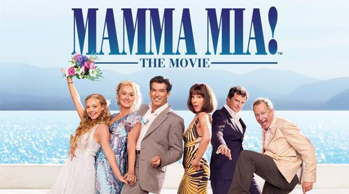 Mamma Mia at Barefoot Cinema Arthurs Seat