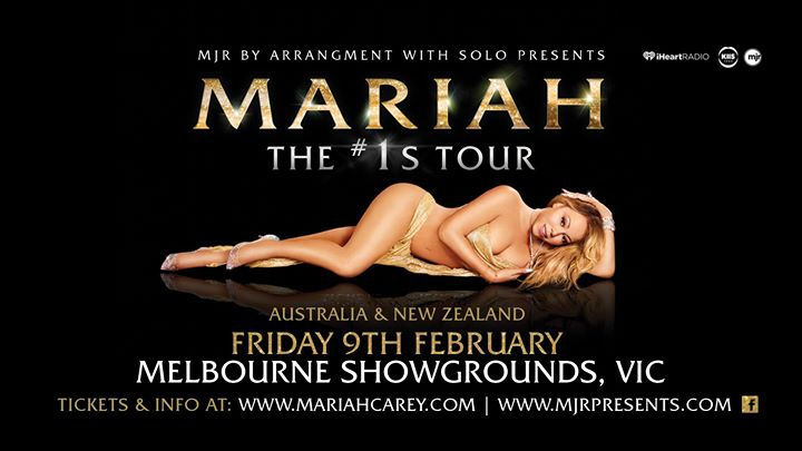 Mariah Carey - The #1s Tour