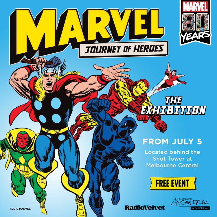 Marvel: Journey of Heroes