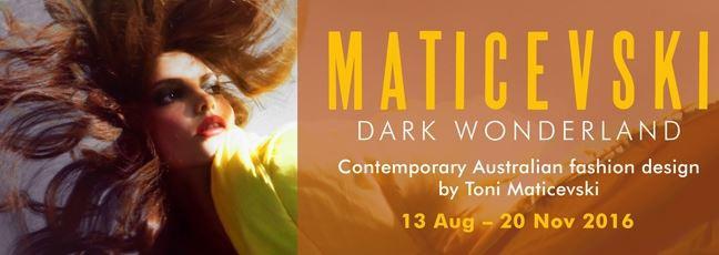 Maticevski: Dark Wonderland