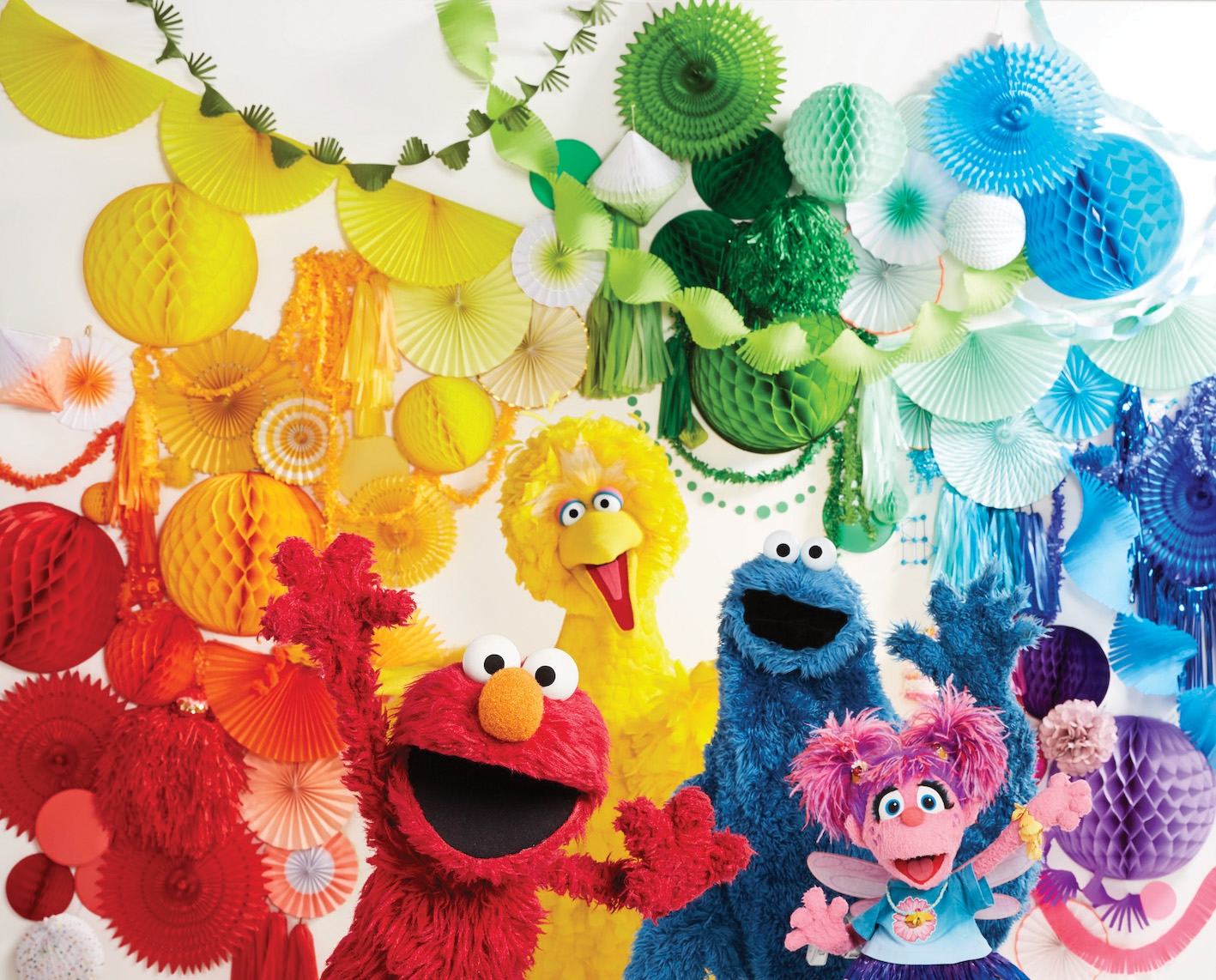 Melbourne Central celebrates 50 years of Sesame Street with an animated art exhibition