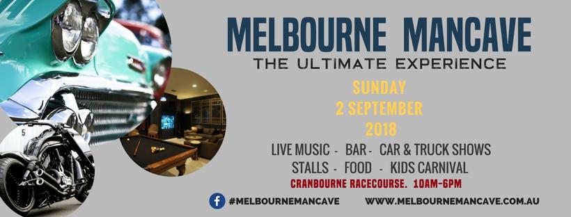 Melbourne Mancave
