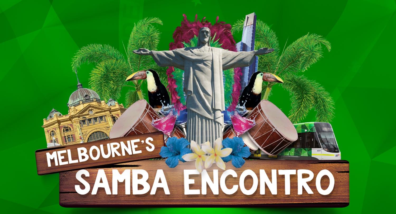 Melbourne Samba Encontro 2018!