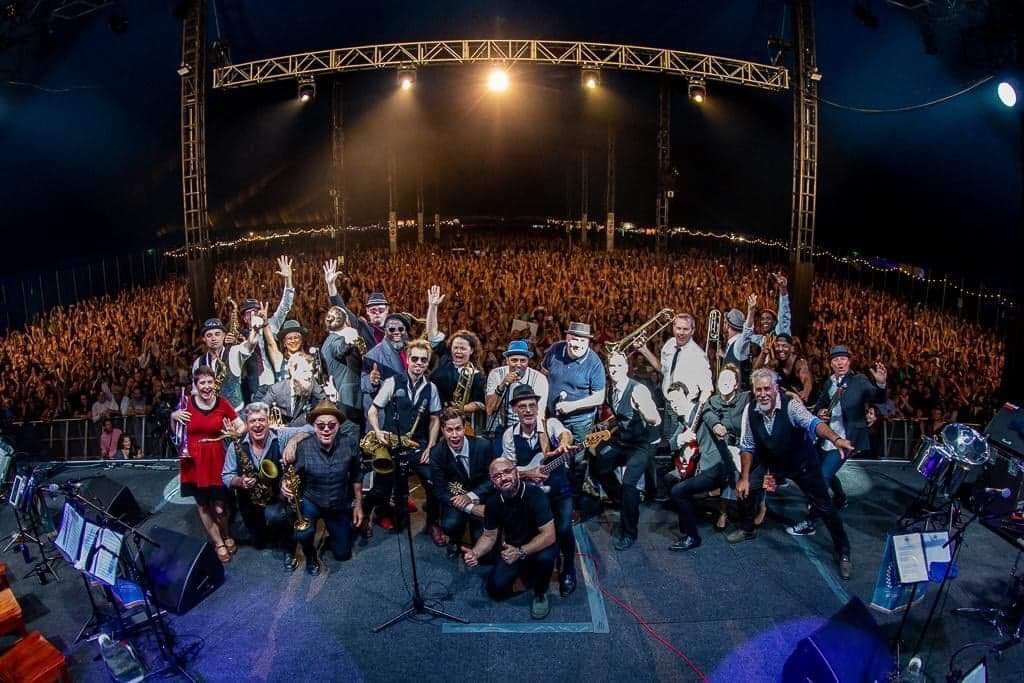 Melbourne ska orchestra – 2019 nye extravaganza!