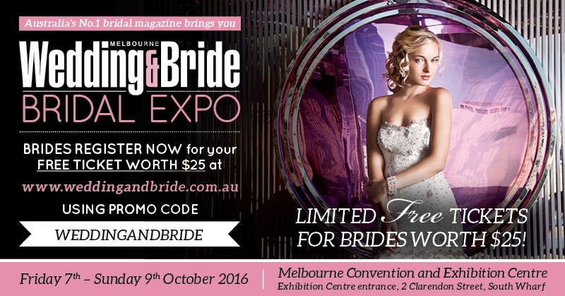 Melbourne Wedding & Bride Bridal Expo