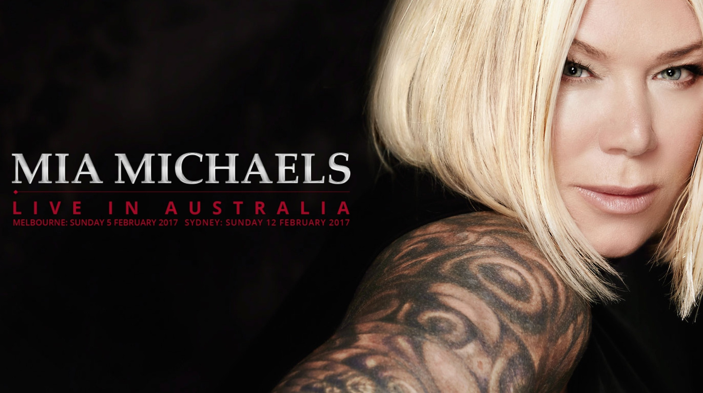 Mia Michaels LIVE in Australia (Melbourne 2017)