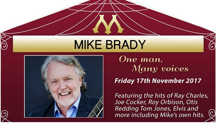 MIKE Brady: One Man, Many Voices