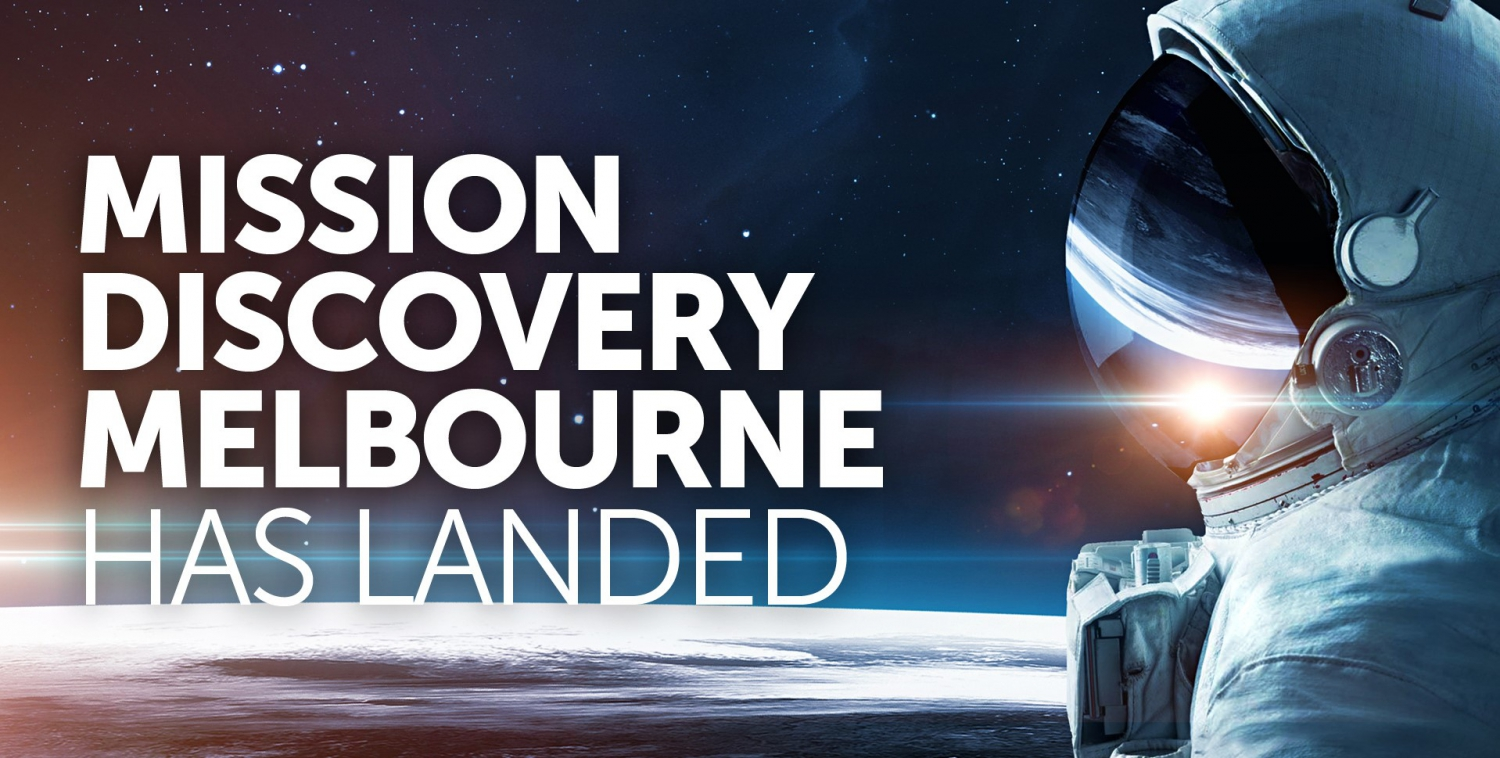 Mission Discovery - Melbourne 2018
