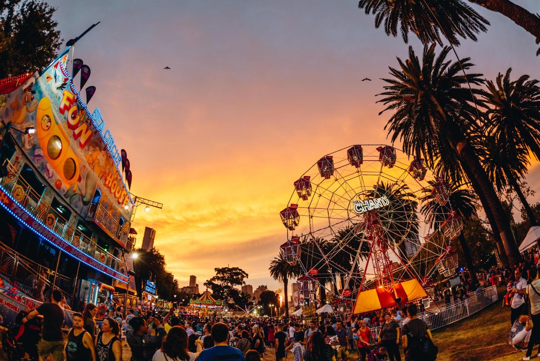 MOOMBA FESTIVAL 2018: Moomba Carnival