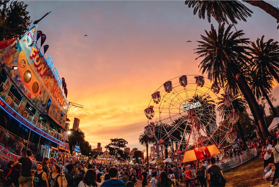 MOOMBA FESTIVAL 2018: YOGABEAN