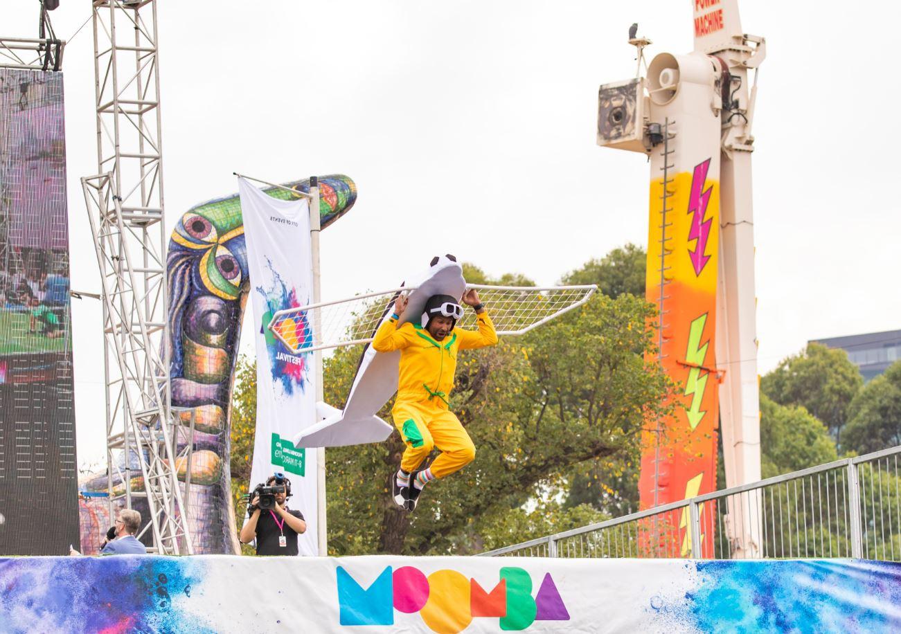 Moomba Festival 2020: Birdman Rally
