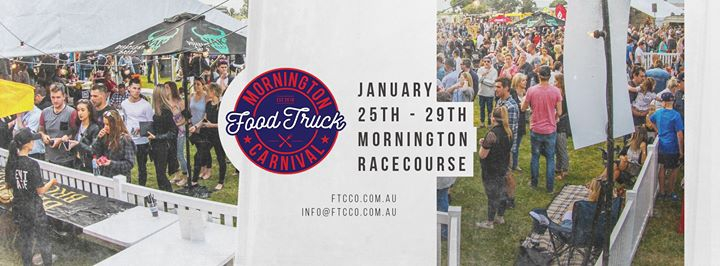 Mornington Food Truck Carnival (Free Event)