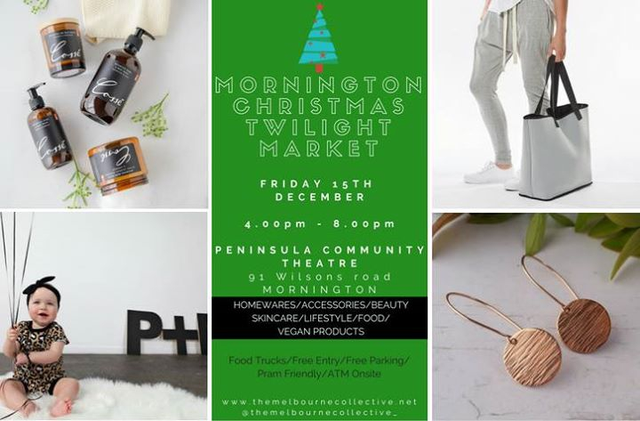 Mornington Twilight Christmas Market