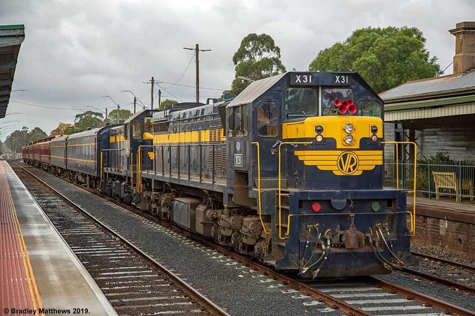 Mt Buller Rail & Road Tour