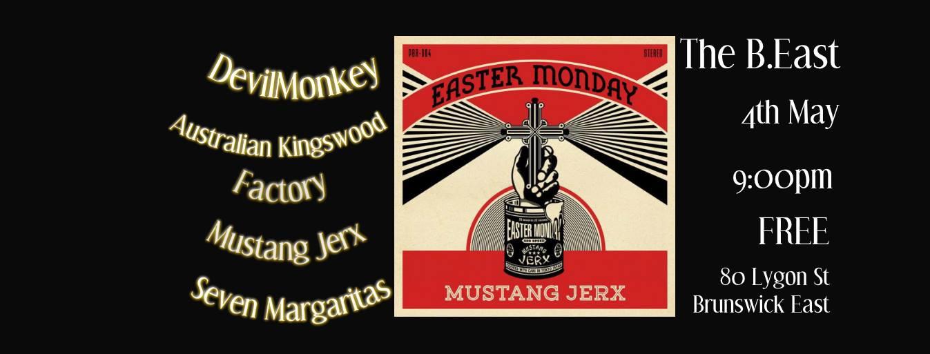 Mustang Jerx