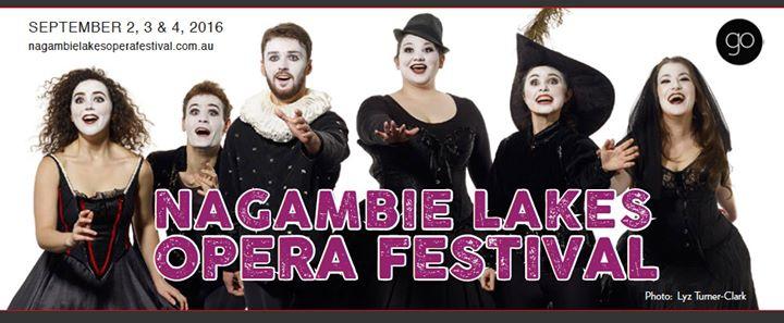 Nagambie Lakes Opera Festival