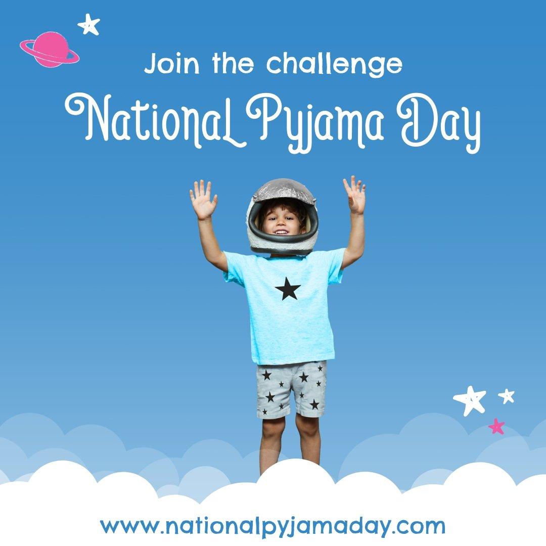 National Pyjama Day 2020