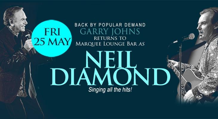 Neil Diamond - Tribute Show