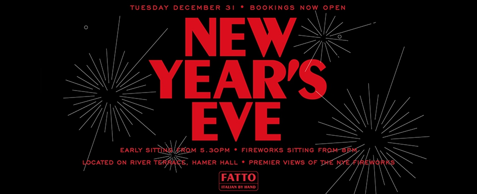 New Year's Eve at Fatto