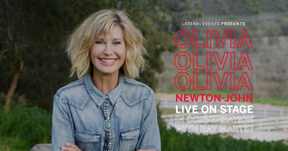 Olivia Newton-John Live On Stage