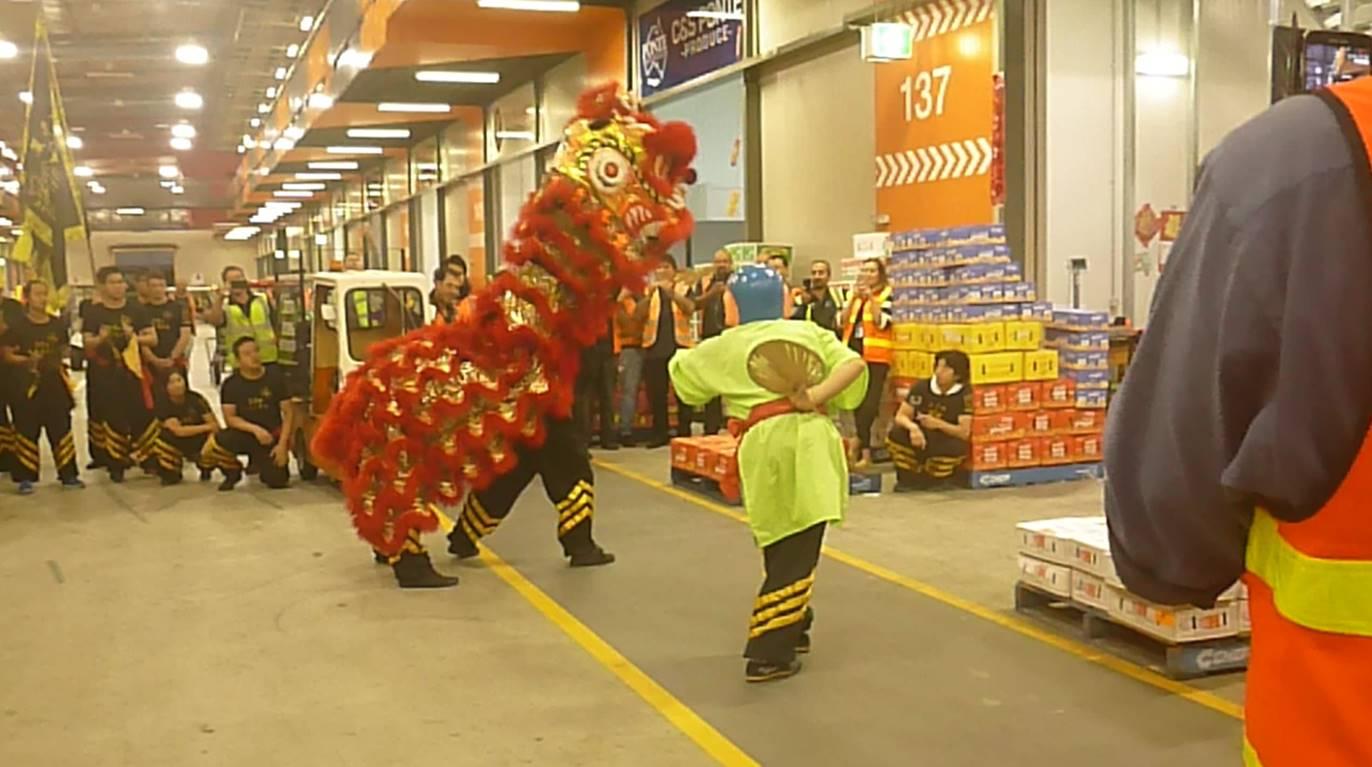 Open Public Tour Celebrating Chinese New Year