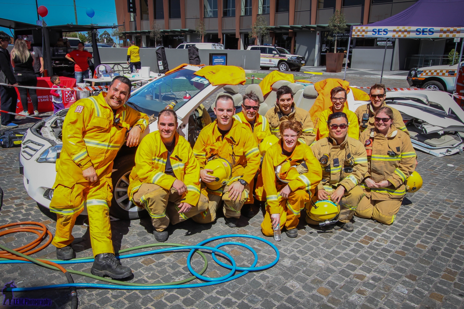Pacific Epping Shopping Centre is hosting an Emergency Services Day!