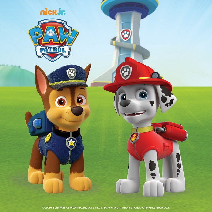 Paw Patrol in Melbourne