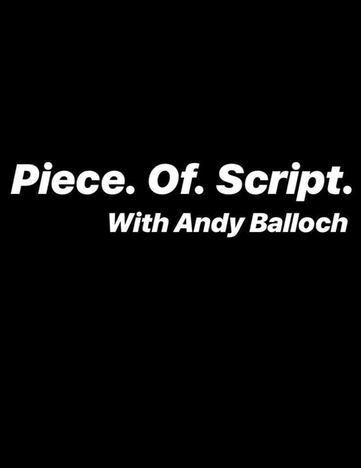 Piece Of Script