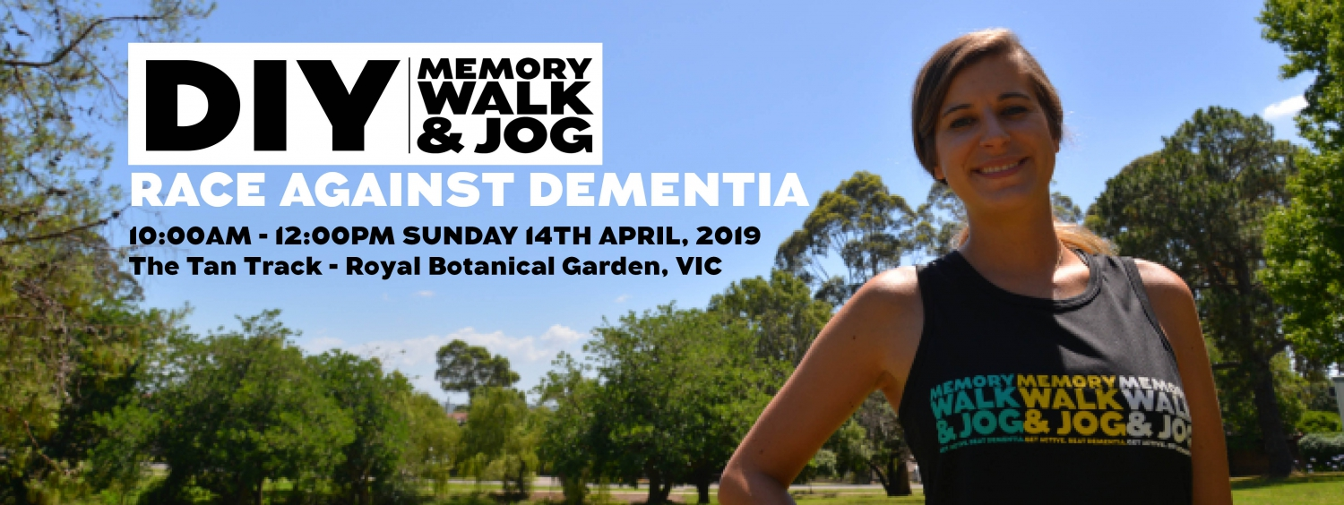 Race Against Dementia - Melbourne