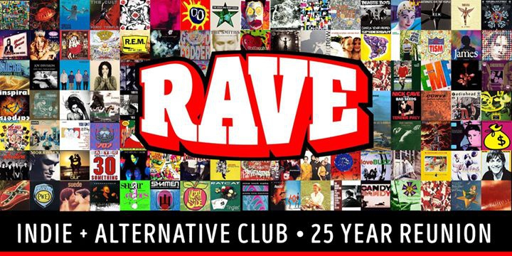 RAVE Reunion (Australia Day eve)