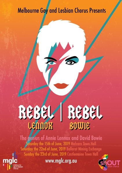 REBEL | REBEL: The Genius of Annie Lennox and David Bowie