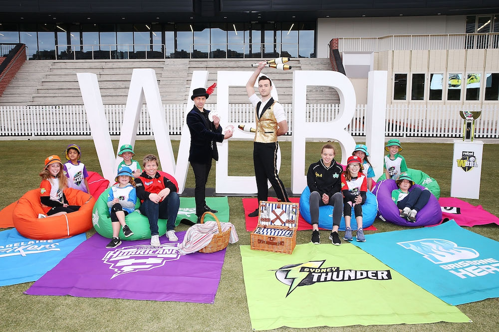rebel WBBL04 Opening Weekend, Game 2: Stars v Sixers