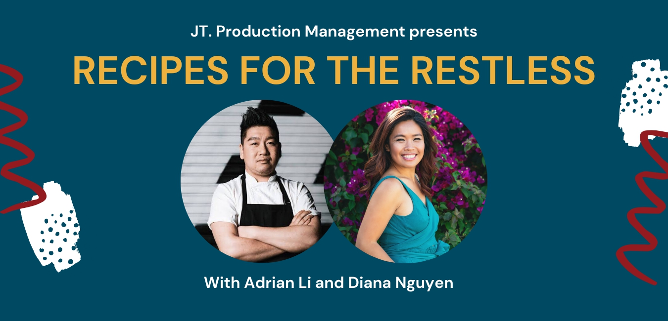 Recipes for the Restless