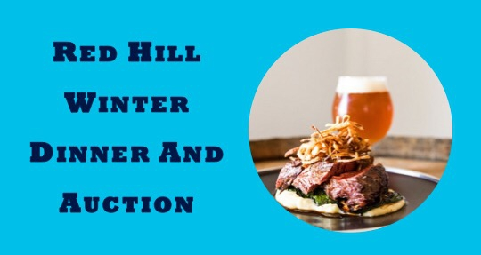 Red Hill Winter Dinner and Auction
