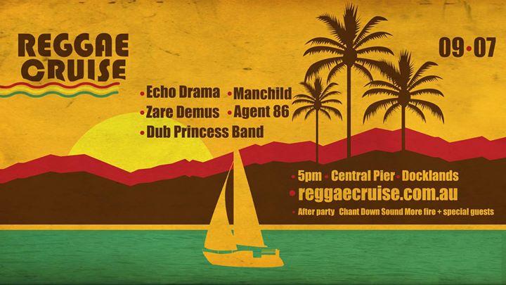 Reggae Cruise Melbourne #5