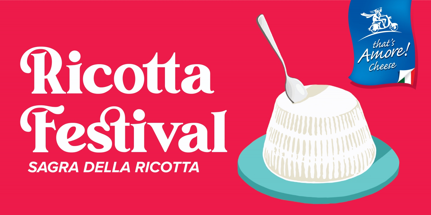 Ricotta Festival by That's Amore Cheese