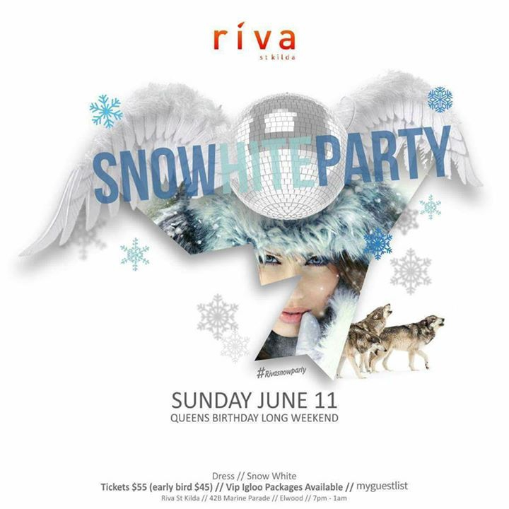 Riva Snow Party 2017