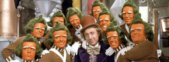 Roald Dahl Centenary Screening - Willy Wonka & The Chocolate Factory