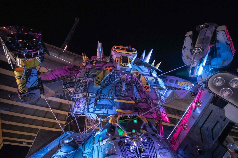 Robot SPACEland