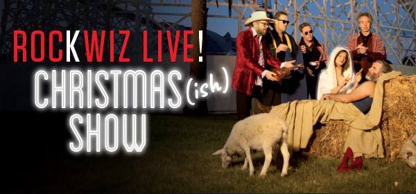RocKwiz Live! The Christmas(ish) Show