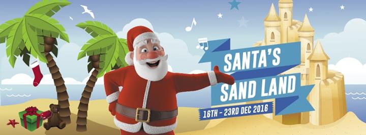Santa's Sand Land - Christmas Festival
