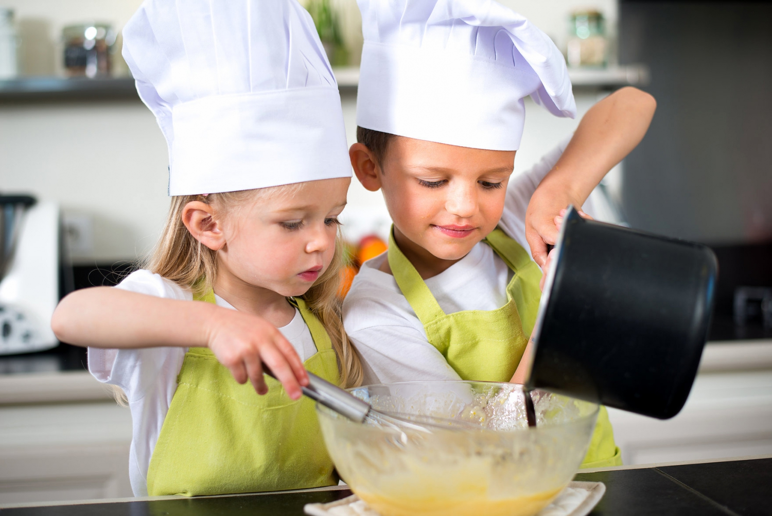 School Holiday Fun - Kids Cooking