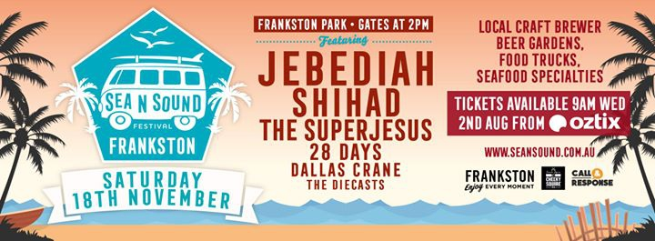Sea n Sound Festival - Frankston