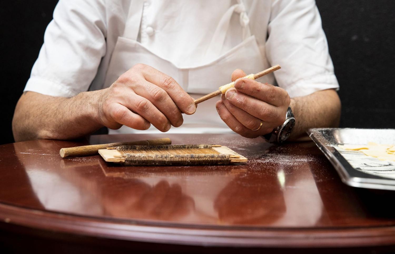 Sicilian Pasta Secrets - Giuseppe's Cooking School