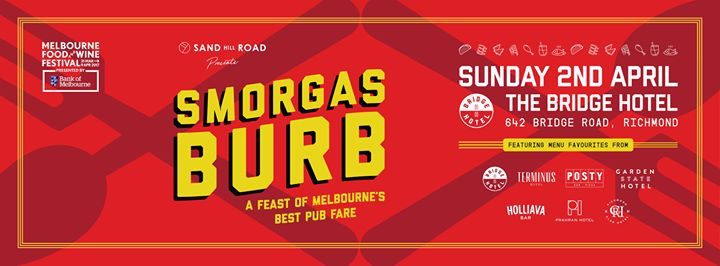 Smorgasburb - Sand Hill Road - MFWF 2017