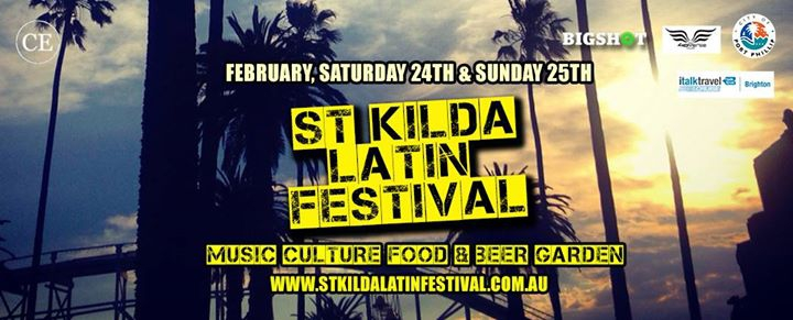 St Kilda Latin Festival 2018 (Two Day Festival)