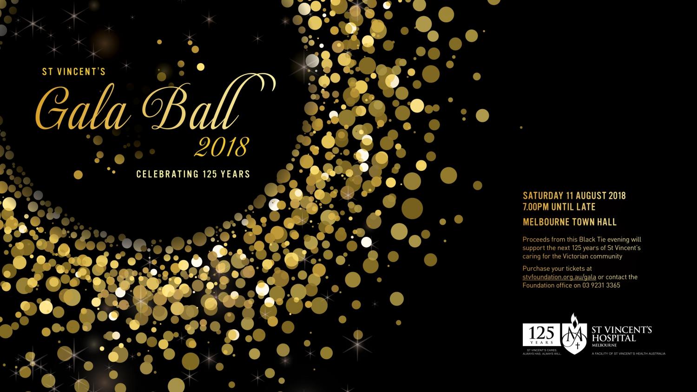 St Vincent's Gala Ball