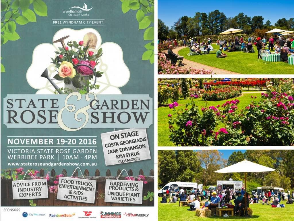 State Rose & Garden Show 2016