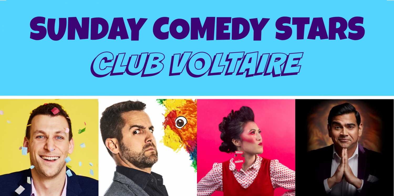 Sunday Comedy Stars